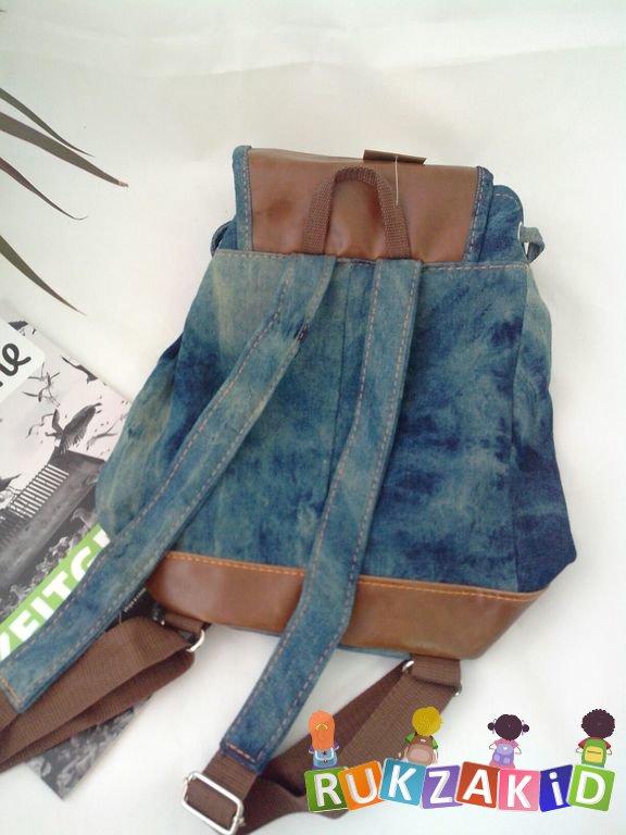 0a83be05cfd1 Купить джинсовый рюкзак asgard пэчворк синий p-5490 в интернет ...