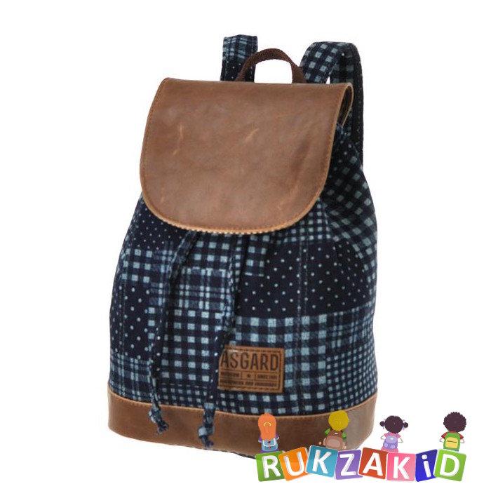 88838df9ae5a Купить джинсовый рюкзак asgard пэчворк синий p-5490 в интернет ...