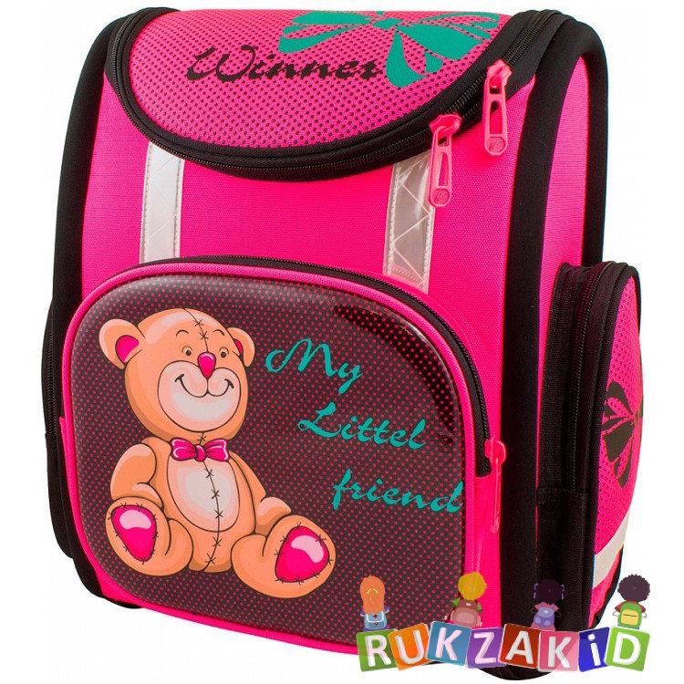 308ab76d6a55 Купить школьный ранец winner для девочки 1006 в интернет магазине ...