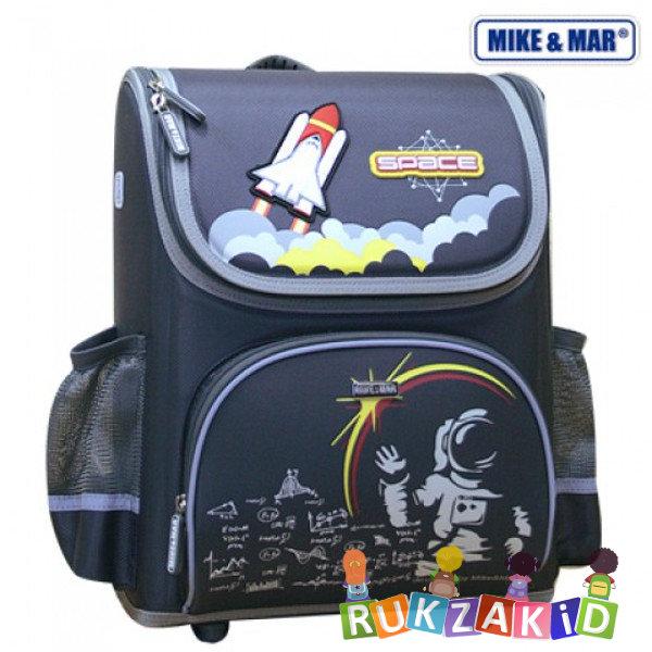 a757a2a7b2a1 Купить школьный ранец mike mar 1441-mm-124 космос темно-серый в ...