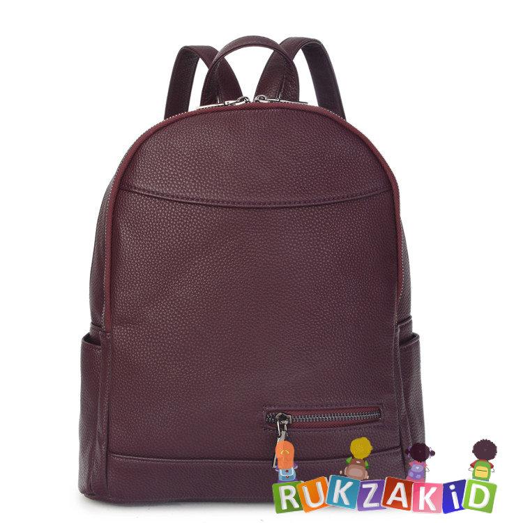 dd54cbba532a Купить рюкзак женский ors oro d-439 темно-фиолетовый в интернет ...