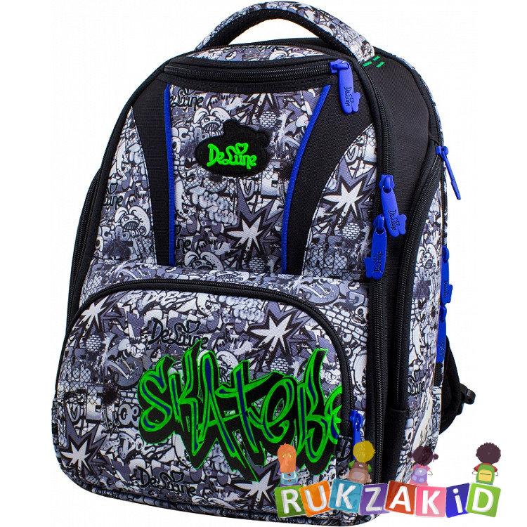 0ede2e92cac8 Купить ранец для школы de lune 8-107 скейтборд в интернет магазине ...