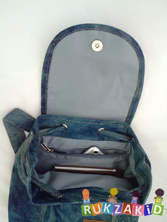 49313c865227 Купить джинсовый рюкзак asgard синий p-5490 в интернет магазине ...