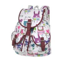 e343c7e452af Купить рюкзаки для девушек белые в интернет-магазине Rukzakid.ru