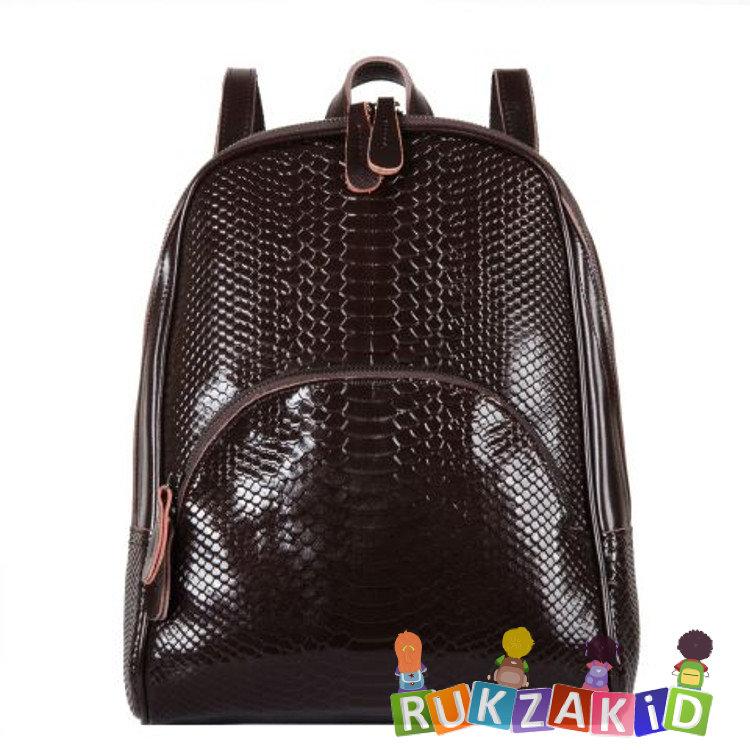 6a816ae24b98 Купить городской женский рюкзак california рептилия кофе в интернет ...