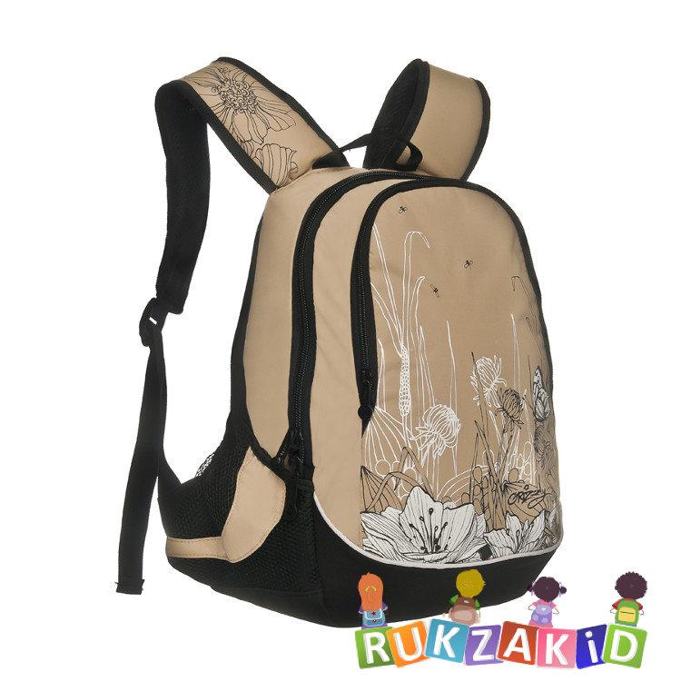 82024afb Купить рюкзак молодежный grizzly rd-756-3 бежевый в интернет ...