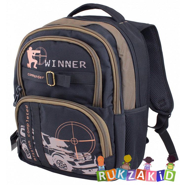 f0a36ce6fb0d Купить рюкзак школьный winner 333 стрелок черный в интернет магазине ...