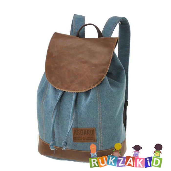7a37f3a37296 Купить джинсовый рюкзак asgard голубой p-5490 в интернет магазине ...