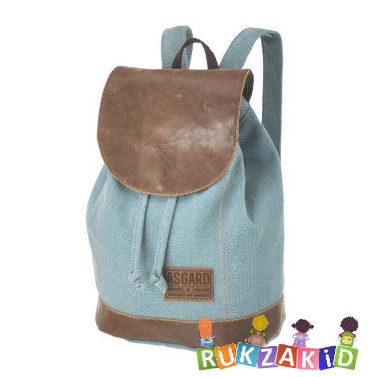 93bf474fec17 Купить джинсовый рюкзак asgard p-5490 голубой светлый в интернет ...