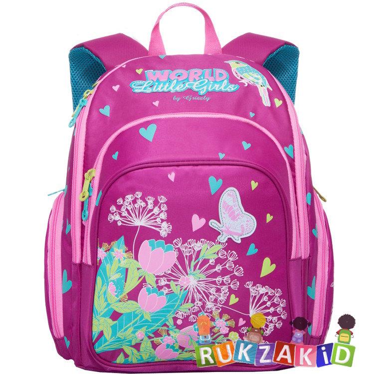 Цена рюкзака для девочки школьного возраста рюкзаки школьные винкс 1835