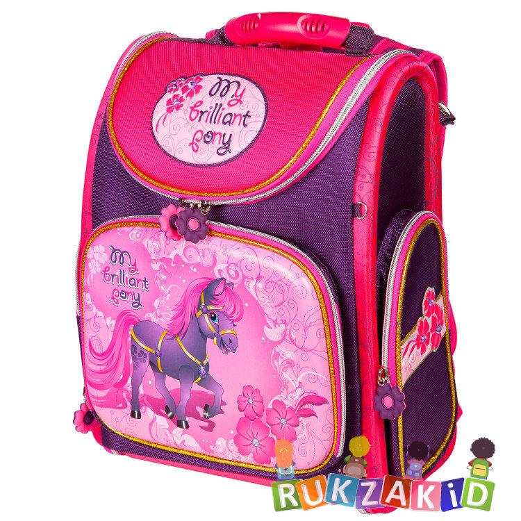 a5ad6a05d576 Купить школьный ранец hummingbird k50 пони / my brilliant pony в ...