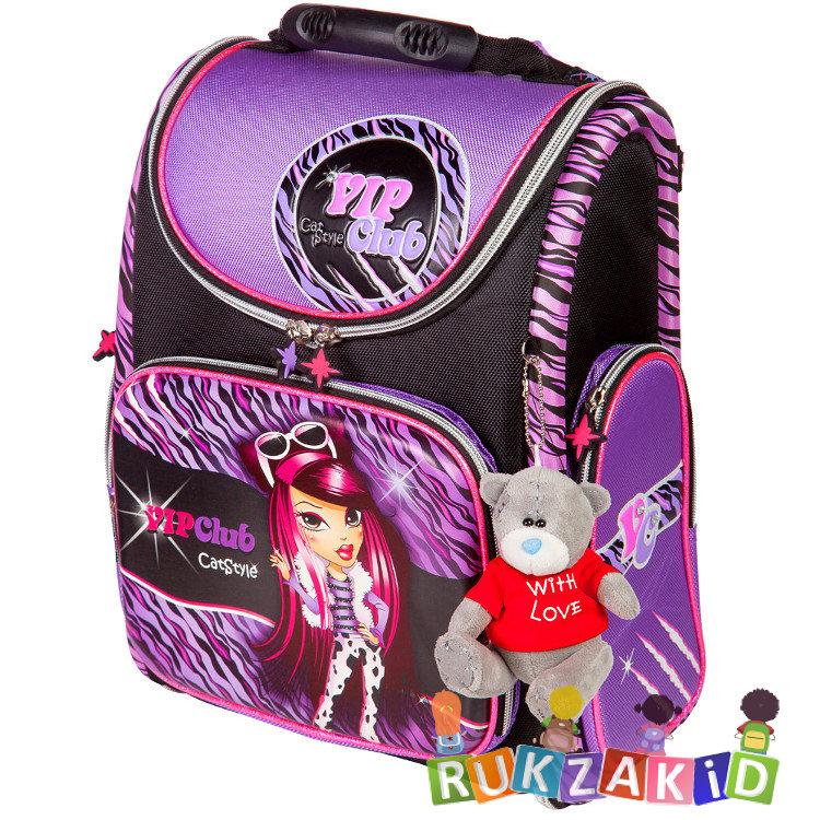 1a8489f5eac5 Купить школьный ранец hummingbird k67 cat style в интернет магазине ...