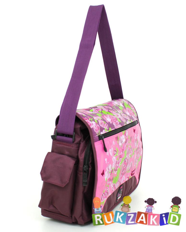 24773017ac9d Купить школьная сумка через плечо steiner 43135-502 розы в интернет ...