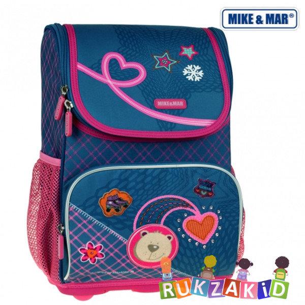 c01b35510798 Купить ранец школьный облегченный mike mar 700-mm-6 медвежонок в ...