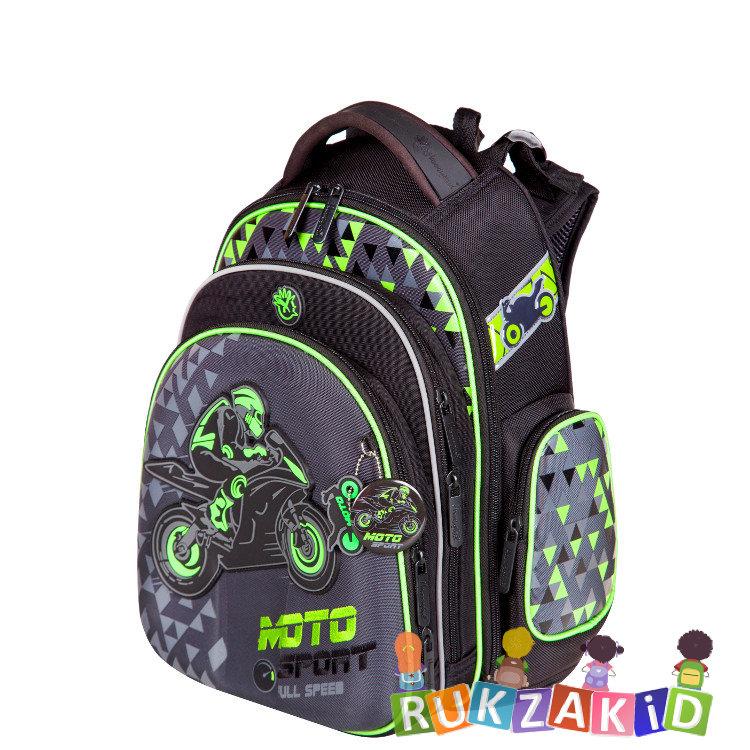 6acc4f36e8d1 Купить рюкзак школьный hummingbird tk58 moto sport в интернет ...