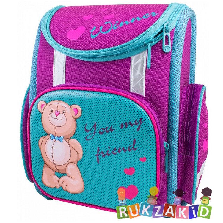 050ee930cdc2 Купить школьный ранец winner для девочки 1011 в интернет магазине ...