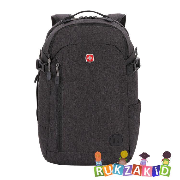 a7a5c8d833e1 Купить рюкзак для командировок wenger grey heather 3555424416 серый ...