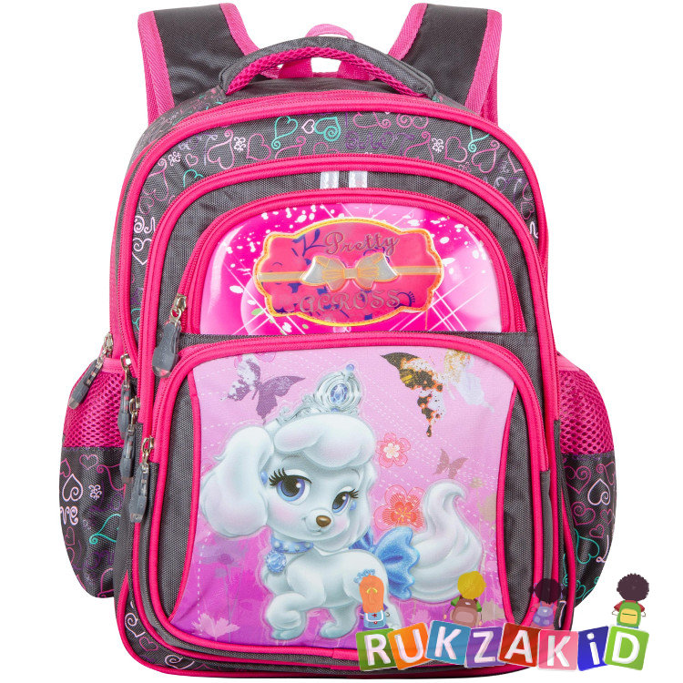 21e20291c21f Купить школьный портфель с ортопедической спинкой across 301418 ...