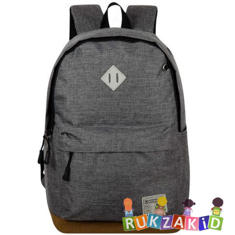 ad9be32f8f37 Купить рюкзак молодежный across classic серый в интернет магазине ...