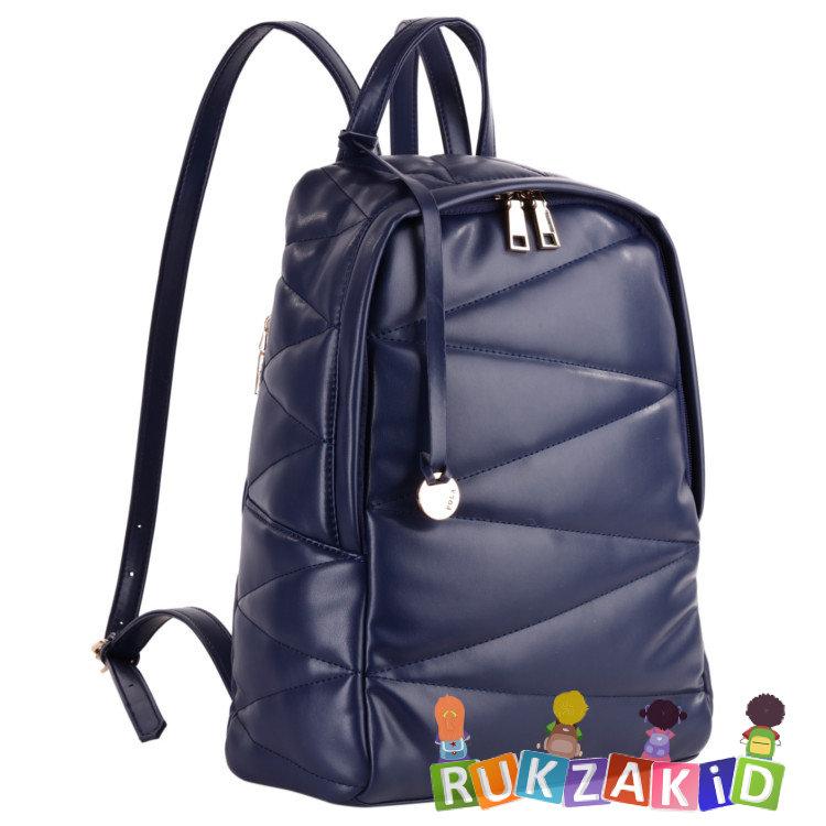 1db0d3870567 Купить городской рюкзак pola 4411 темно-синий в интернет магазине ...