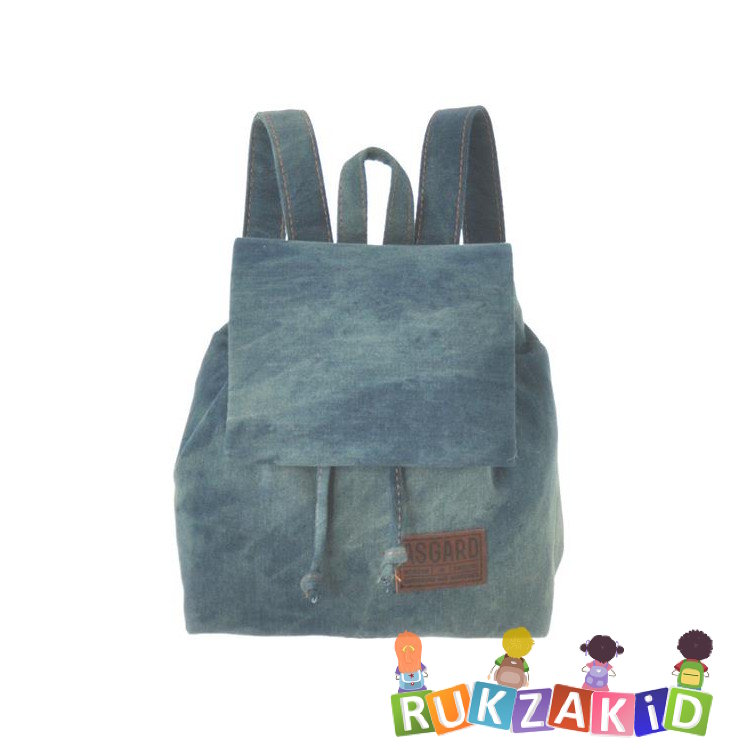 9cf93add5d45 Купить мини рюкзак для девушки asgard р-5580 джинс синий вареный в ...