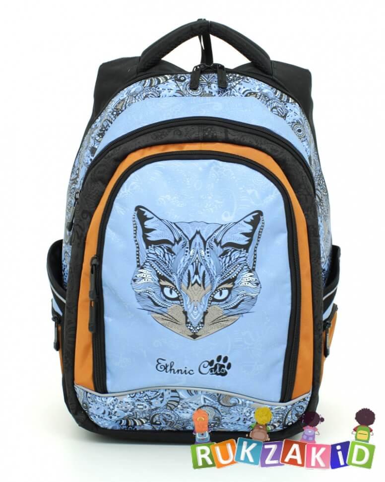 c6954c8f980b Купить школьный рюкзак для подростка с кошкой ethnic cats в интернет ...
