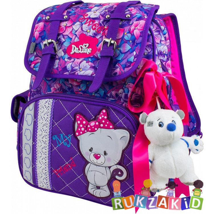 0d2cb694f5e1 Купить рюкзак для школы delune 52-13 кошечка в интернет магазине ...