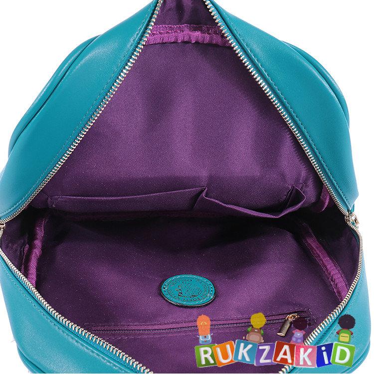 abc2f1cef641 Купить женский городской рюкзак orsoro d-184 изумрудный в интернет ...