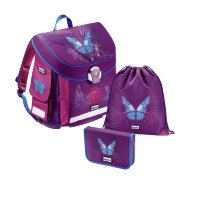 Ранец Hama BaggyMax Canny Butterfly