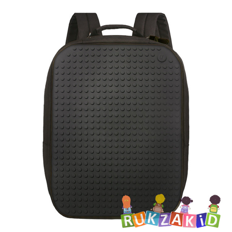 1ec46b2cd66b Пиксельный рюкзак Upixel Canvas classic pixel Backpack WY-A001 Черный