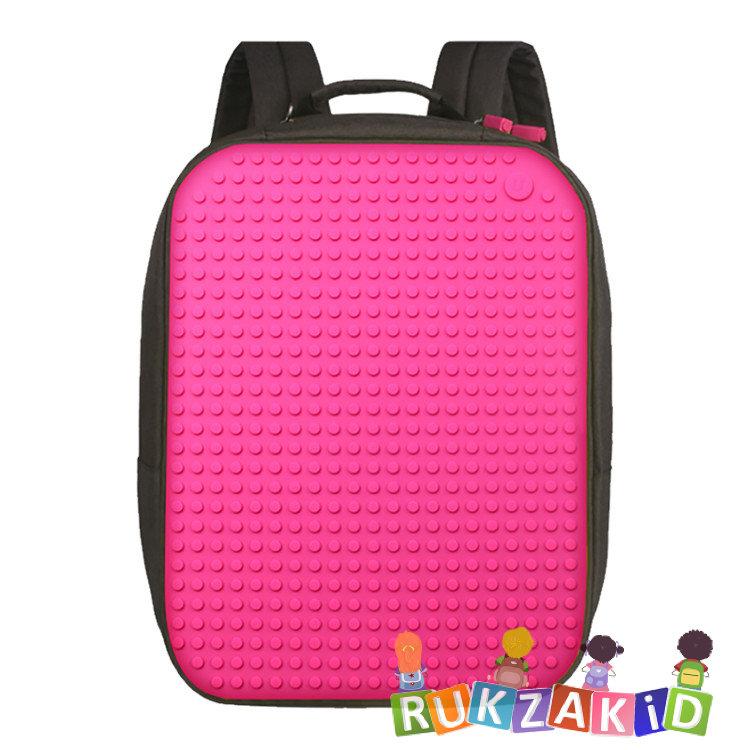 238cbc1e483b Пиксельный рюкзак Upixel Canvas classic pixel Backpack WY-A001 Фуксия