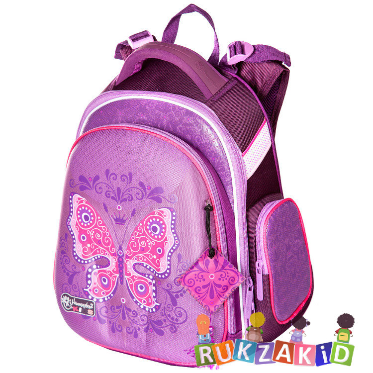 441fd6babab3 Купить школьный рюкзак hummingbird tk11 бабочка в интернет магазине ...