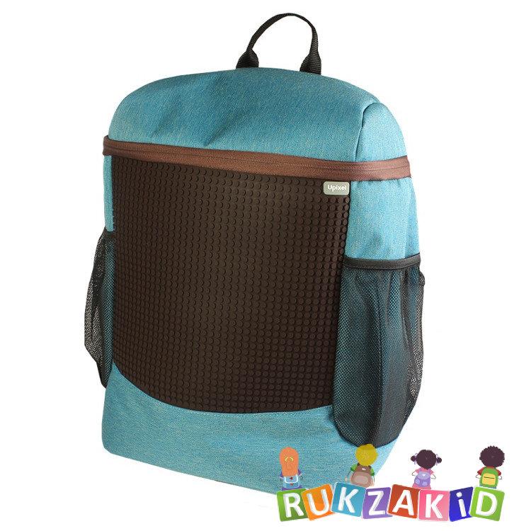 ff52ec7e4473 Купить рюкзак пиксельный школьный upixel gladiator wy-a003 синий в ...