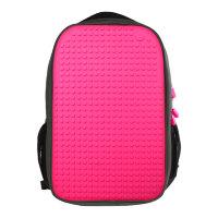 589453591a89 Пиксельный рюкзак для ноутбука Upixel Full Screen Biz Backpack / Laptop bag  WY-A009 Фуксия