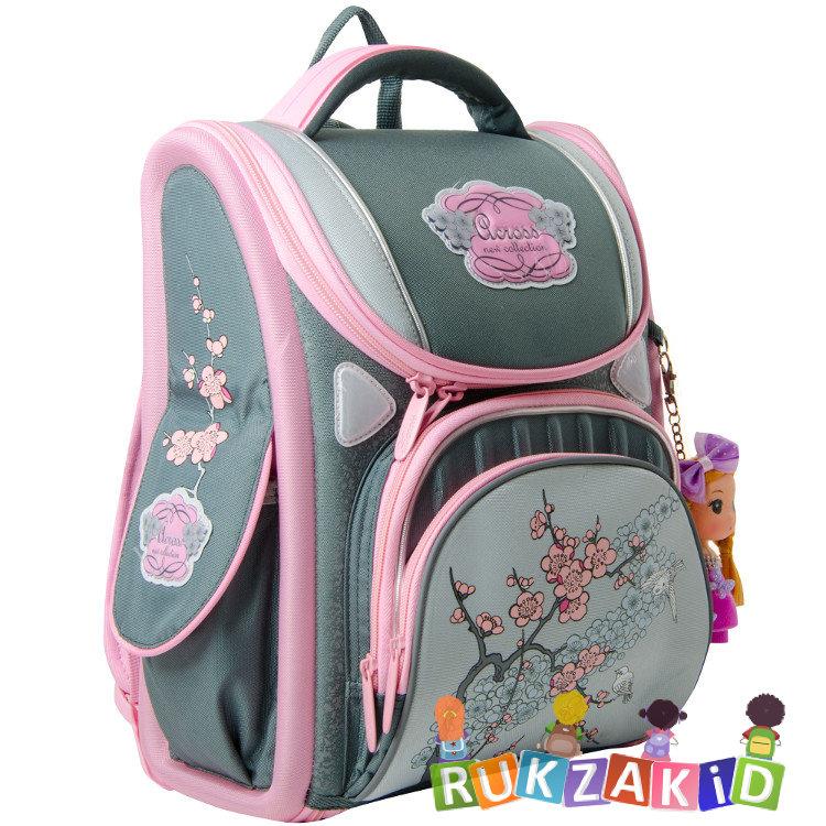 fa0e3bc6ab47 Купить школьный портфель с цветами across 195-12 в интернет магазине ...