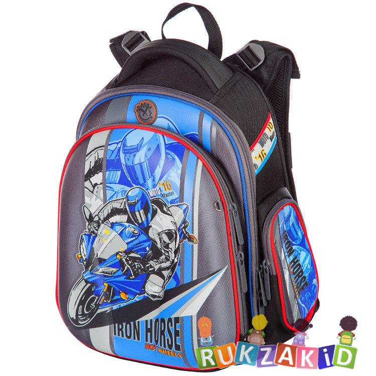e6a8405f2d46 Купить школьный рюкзак ортопедический hummingbird tk6 мотоцикл в ...