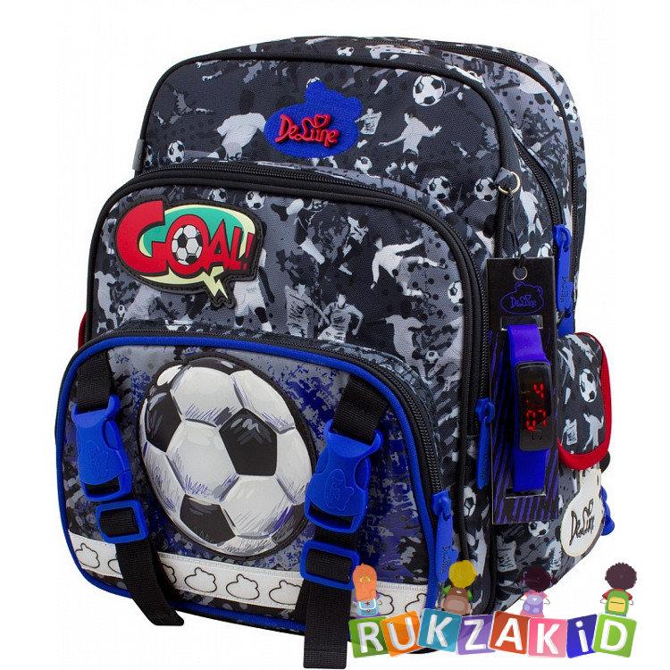 763f9566da14 Купить школьный рюкзак delune 55-13 футбол в интернет магазине ...