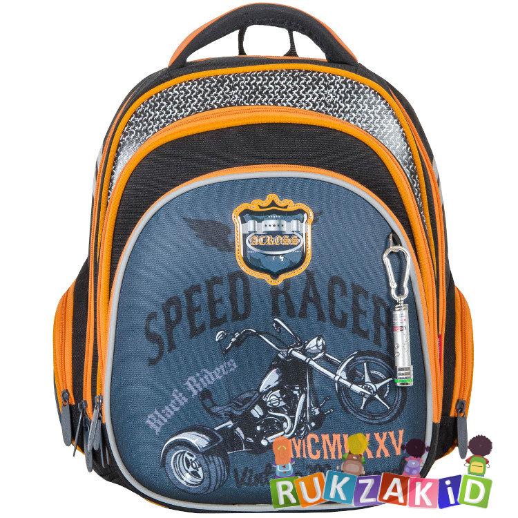 3fbf1a3a9fc7 Купить детский ортопедический рюкзак для школы across 203-5 speed ...