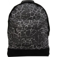 Рюкзак Mi-Pac Prints Cracked Black / Silver