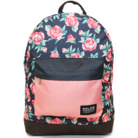 Рюкзак Holdie Roses Navy Pink Pocket