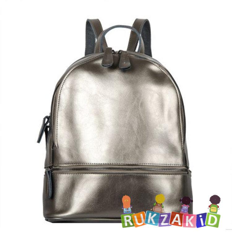 Купить рюкзак женский кожаный connecticut серебро в интернет ... 270161dbb75