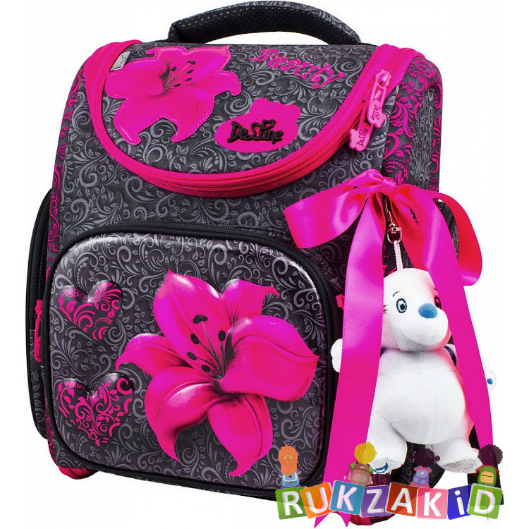 7a54607f6d0b Купить ранец школьный delune 3-160 красота в интернет магазине ...