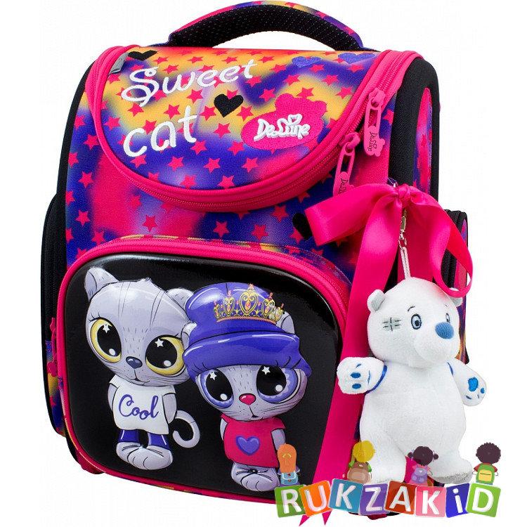 18be52a9fa9c Купить ранец школьный delune 3-171 sweet cat в интернет магазине ...