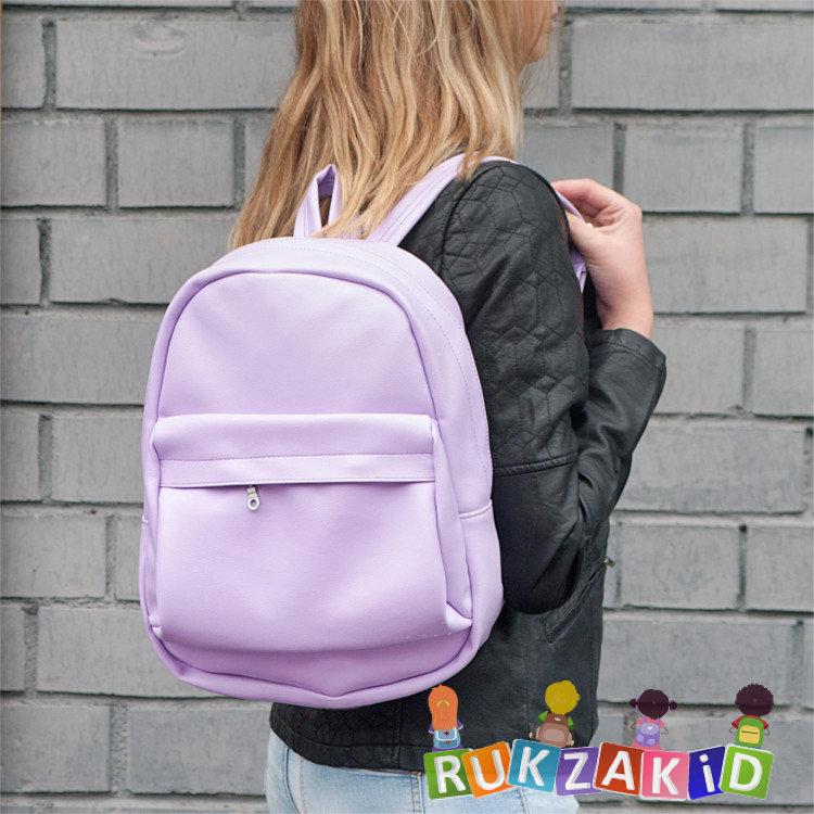 20b6152ad6eb Купить рюкзак городской женский kawaii simple style лаванда ...
