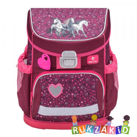 Школьный ранец Belmil MINI-FIT I Love Horse