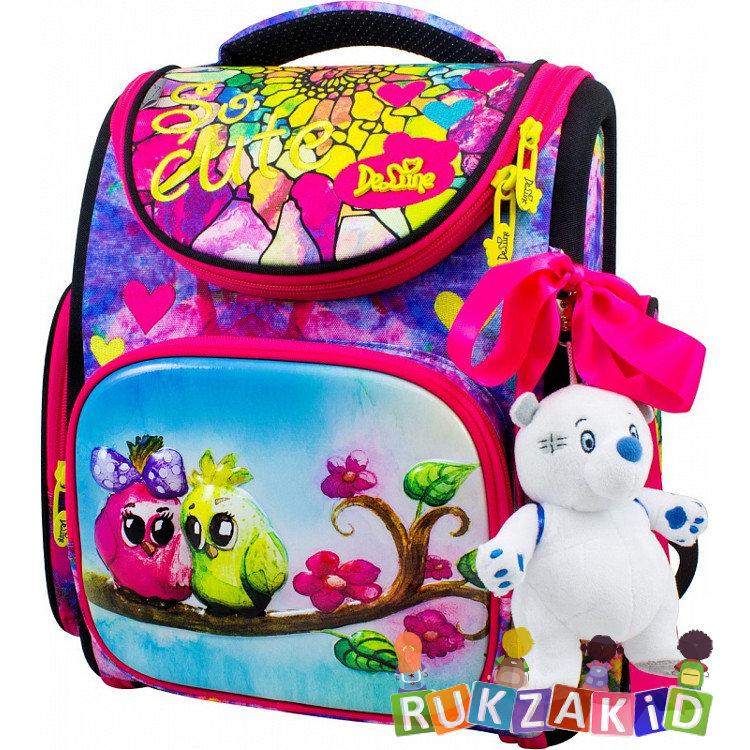 1f8b83e475a2 Купить ранец школьный delune 3-172 милые пташки в интернет магазине ...
