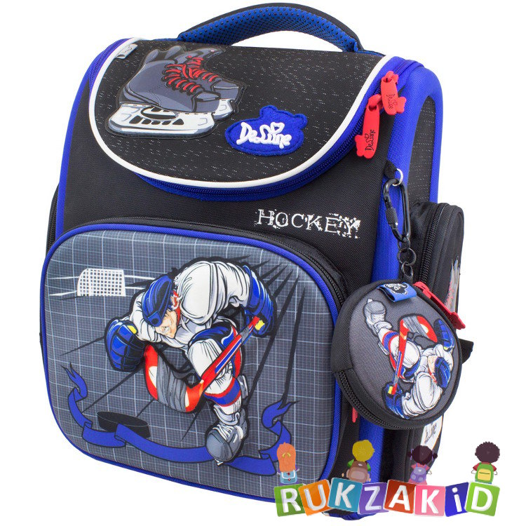 28971390b17b Купить школьный ранец de lune 3-134 хоккей в интернет магазине ...