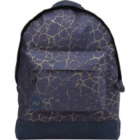 Рюкзак Mi-Pac Prints Cracked Navy / Gold