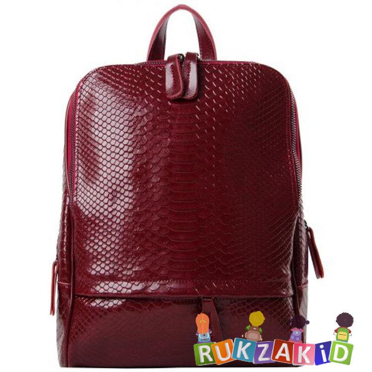 032aa68e8d24 Купить рюкзак городской женский кожаный philadelphia рептилия ...
