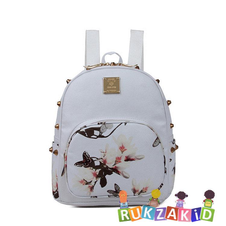Белые рюкзаки для девушек чемоданы фирмы mandarina duck